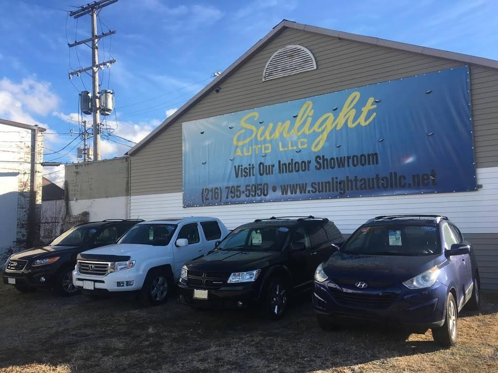 Sunlight Auto LLC - car dealer  | Photo 1 of 9 | Address: 16120 S Waterloo Rd, Cleveland, OH 44110, USA | Phone: (216) 795-5950