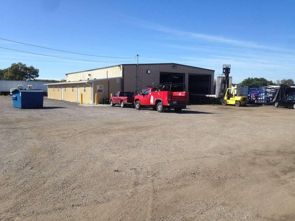 Macer Truck and Trailer Repair Shop - car repair  | Photo 1 of 10 | Address: 7800 Melton Rd, Gary, IN 46403, USA | Phone: (219) 746-4487