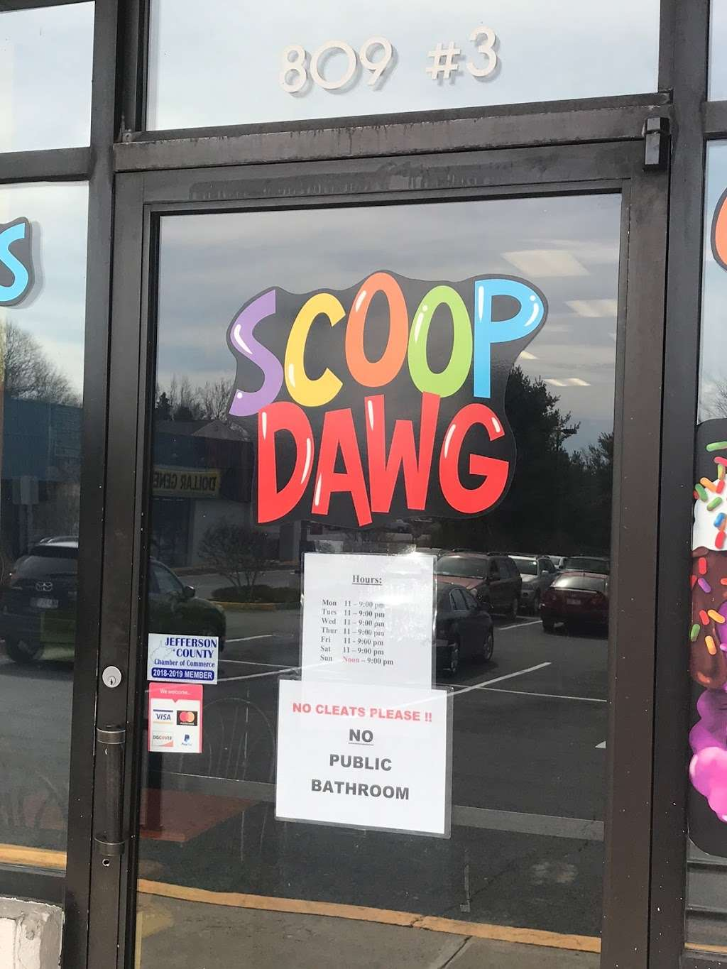 Scoop Dawg - store  | Photo 3 of 10 | Address: 809 N Mildred St Suite #3, Ranson, WV 25438, USA | Phone: (304) 725-3294