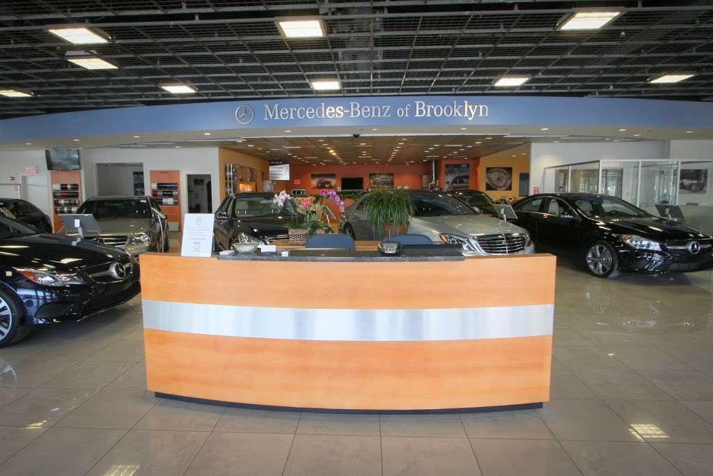 Mercedes-Benz of Brooklyn - car repair  | Photo 7 of 10 | Address: 1800 Shore Pkwy, Brooklyn, NY 11214, USA | Phone: (718) 258-5100