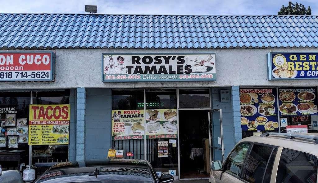 Rosys Tamales - restaurant  | Photo 3 of 10 | Address: 10981 Glenoaks Blvd, Pacoima, CA 91331, USA | Phone: (818) 834-6948