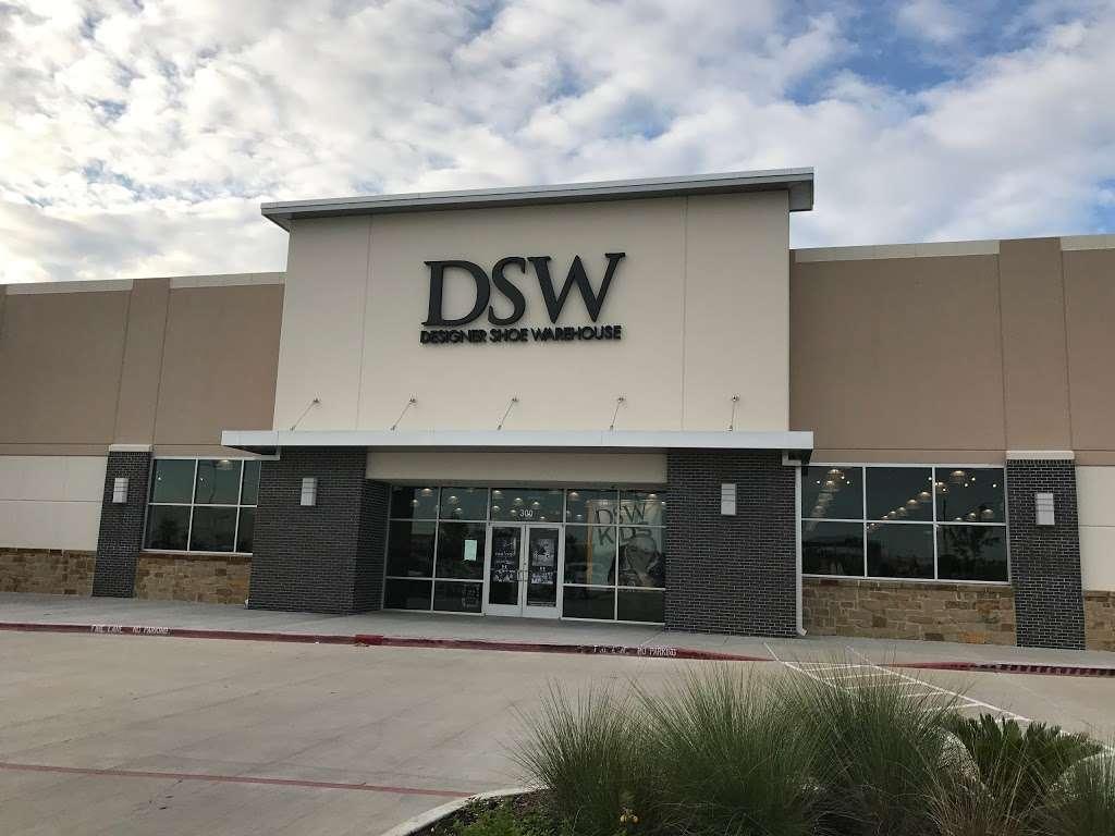 DSW Designer Shoe Warehouse, 24600 Katy