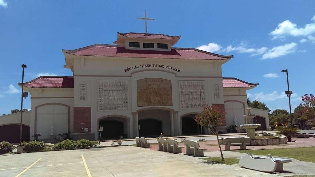 Vietnamese Martyr Church - church  | Photo 2 of 10 | Address: 10610 Kingspoint Rd, Houston, TX 77075, USA | Phone: (713) 941-0521