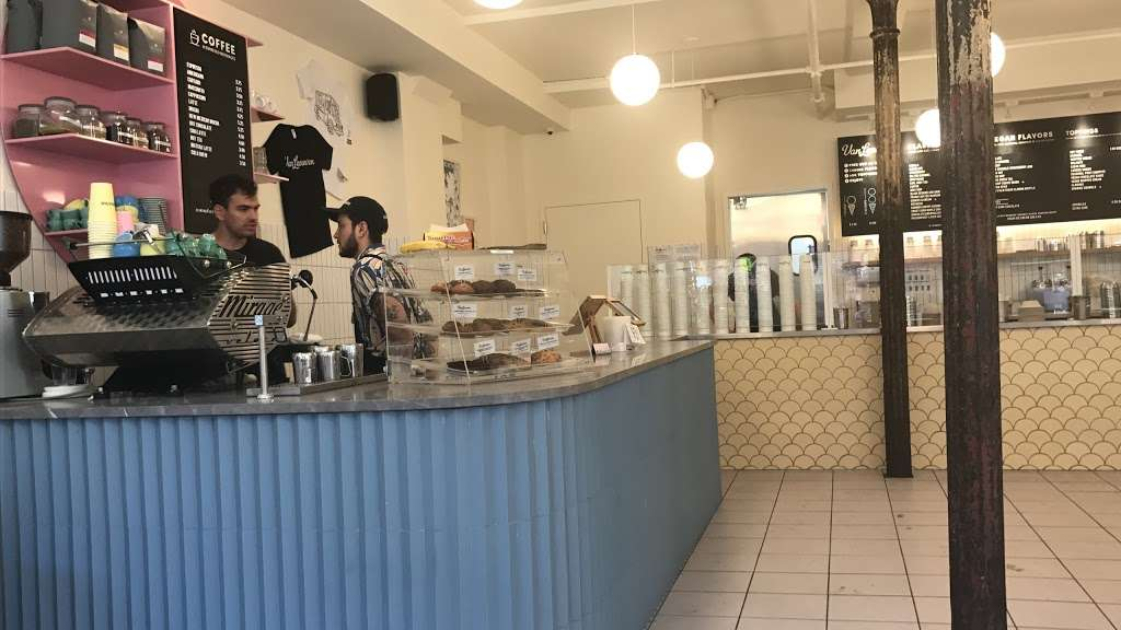 Van Leeuwen Ice Cream - cafe  | Photo 1 of 10 | Address: 224 Front St, New York, NY 10038, USA | Phone: (917) 261-6376