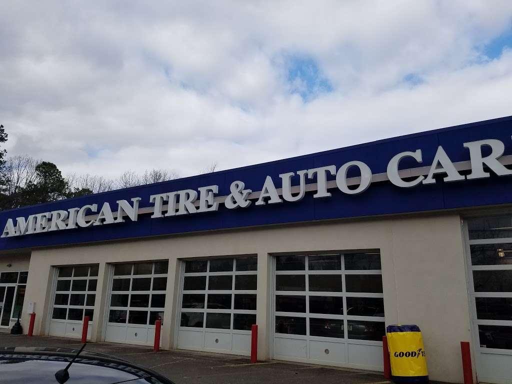 American Tire & Auto Care - car repair  | Photo 4 of 10 | Address: 2302 County Rd 516, Old Bridge, NJ 08857, USA | Phone: (732) 210-6444