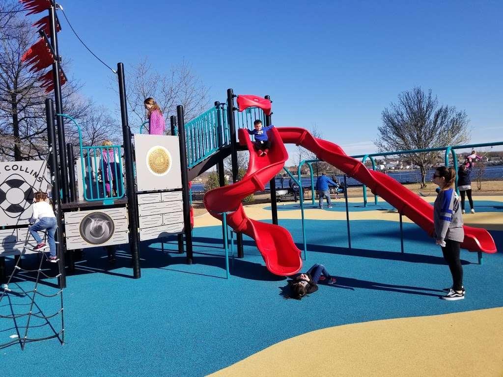 Dennis P. Collins Park - park  | Photo 2 of 10 | Address: Bayonne, NJ 07002, USA | Phone: (201) 858-6129