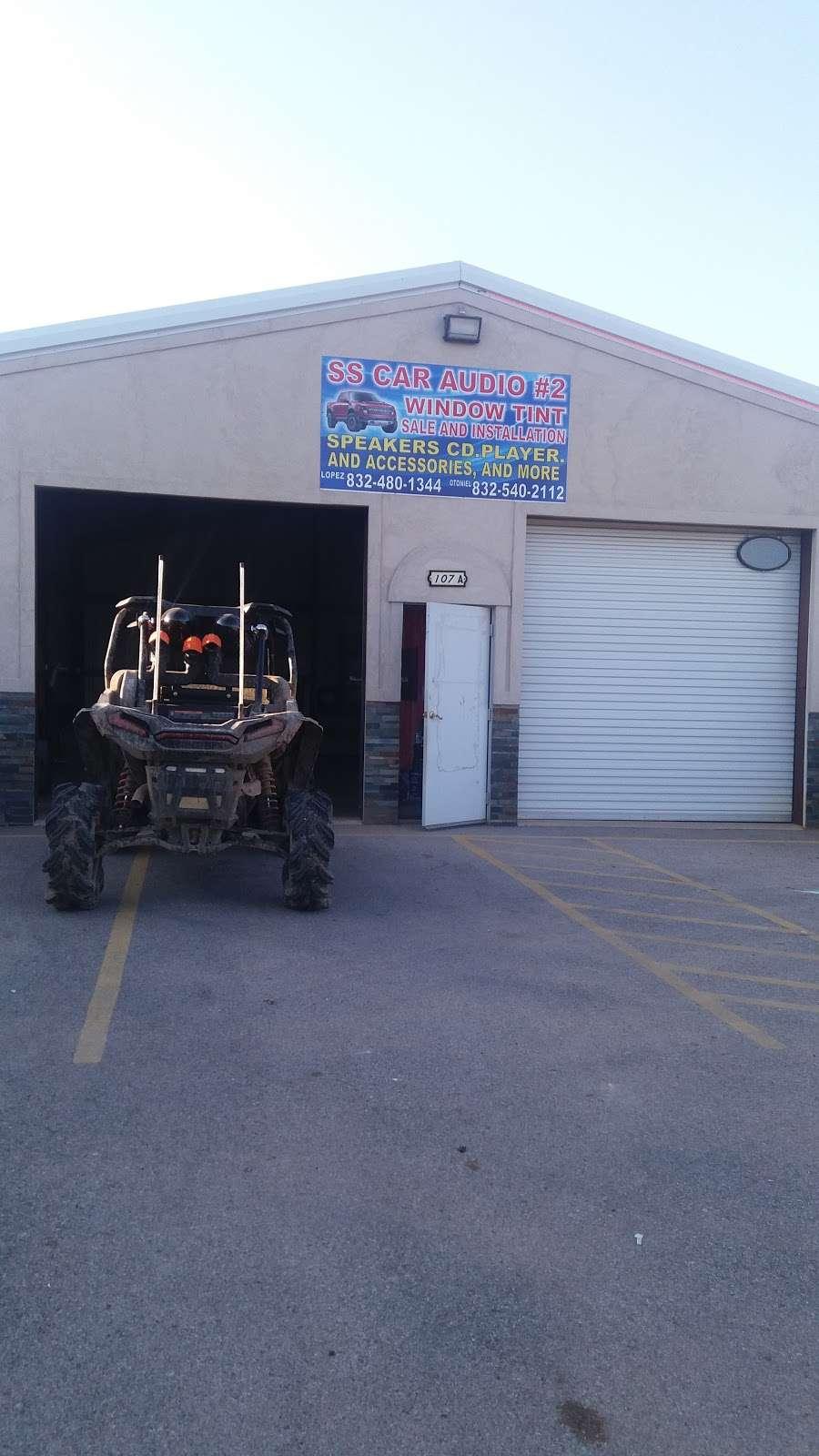 S.S. Car Audio 2 - store  | Photo 7 of 8 | Address: 107 E Marlin St, Willis, TX 77378, USA | Phone: (832) 480-1344