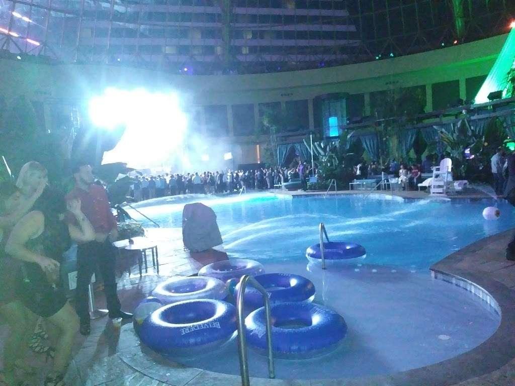 The Pool After Dark - night club  | Photo 7 of 10 | Address: 777 Harrahs Blvd, Atlantic City, NJ 08401, USA | Phone: (609) 441-5585