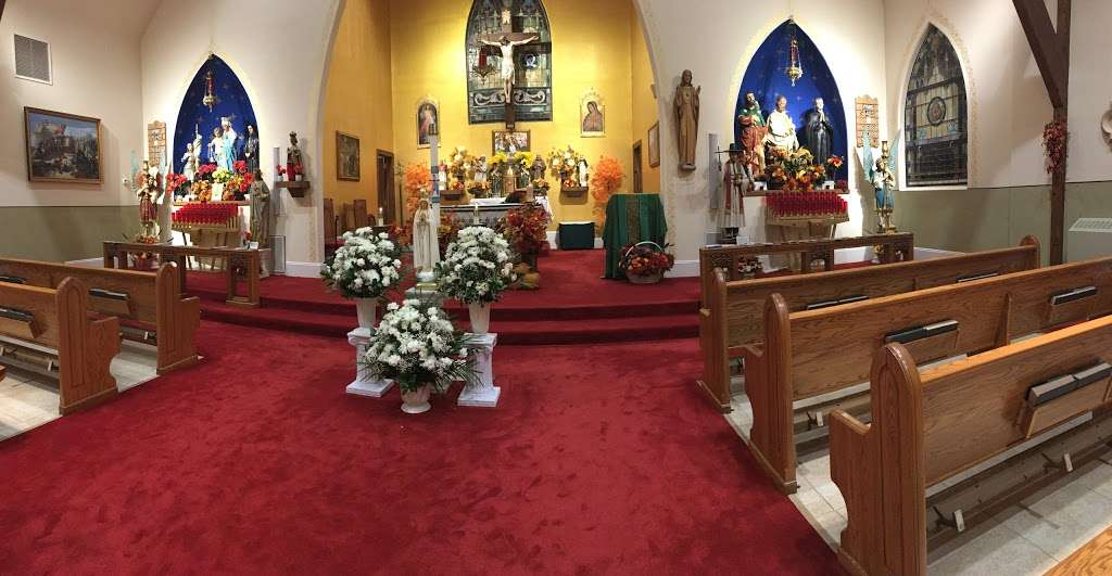 Our Lady of Victories - church  | Photo 1 of 4 | Address: 150 Harriot Ave, Harrington Park, NJ 07640, USA | Phone: (201) 768-1706