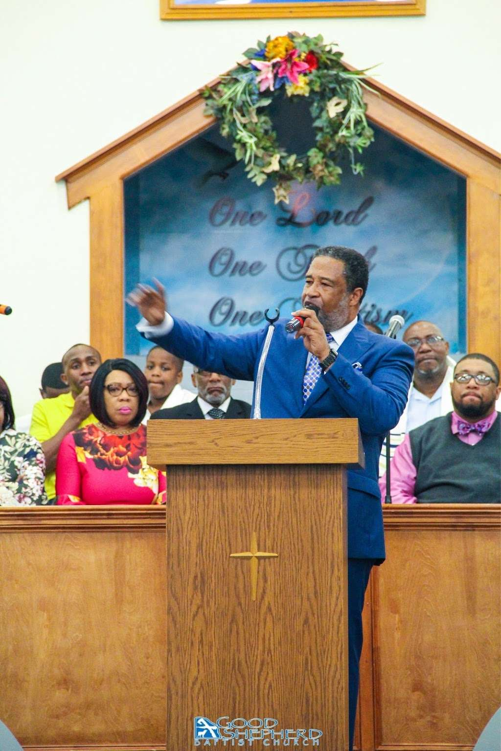 Good Shepherd Baptist Church - church  | Photo 2 of 4 | Address: 7818 Bonaire St, Houston, TX 77028, USA | Phone: (713) 672-9847