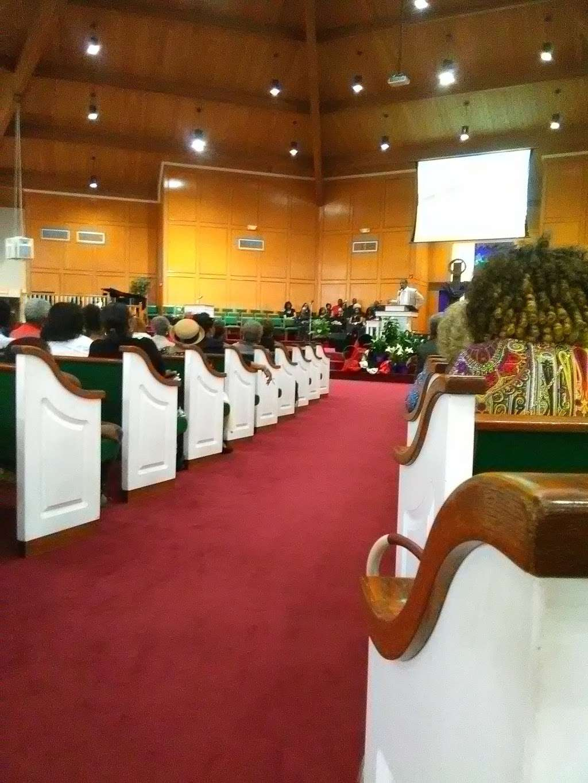 New Mt Calvary Baptist Church - church  | Photo 3 of 10 | Address: 4711 Kelley St, Houston, TX 77026, USA | Phone: (713) 635-1955