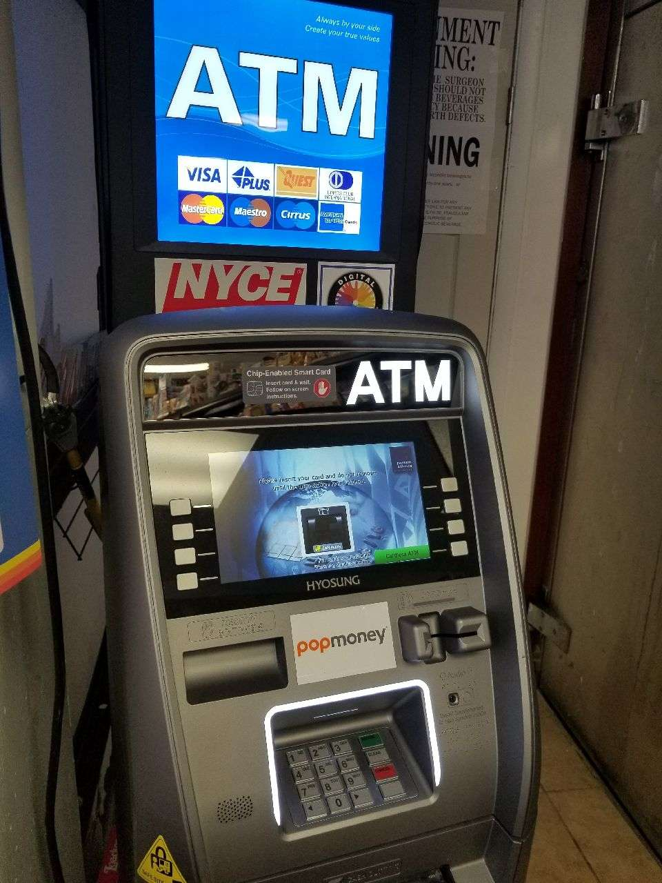 ATM - atm  | Photo 6 of 7 | Address: 1373 Bay St, Staten Island, NY 10305, USA | Phone: (917) 662-5903