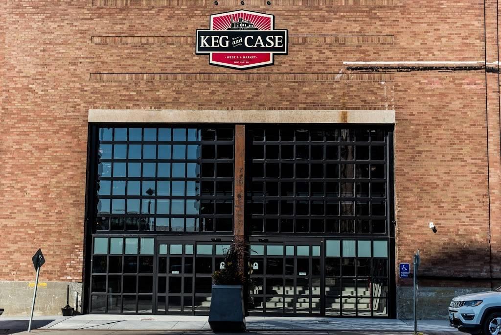 Worker B - store    Photo 3 of 9   Address: Keg and Case Market, 928 7th St W, St Paul, MN 55102, USA   Phone: (763) 501-7687