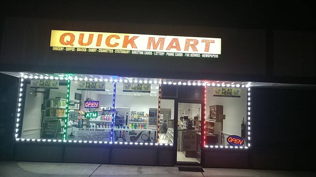 Quick Mart - convenience store  | Photo 1 of 6 | Address: 2 E Joseph St, Moonachie, NJ 07074, USA | Phone: (201) 641-0202