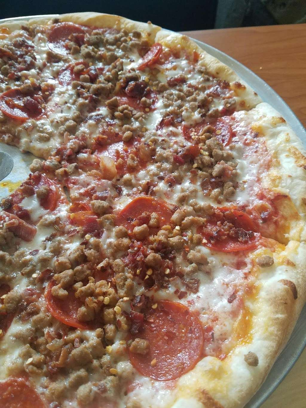 Baccis Pizza & Pasta - meal delivery  | Photo 8 of 10 | Address: 3220 E Hebron Pkwy, Carrollton, TX 75010, USA | Phone: (972) 662-7437