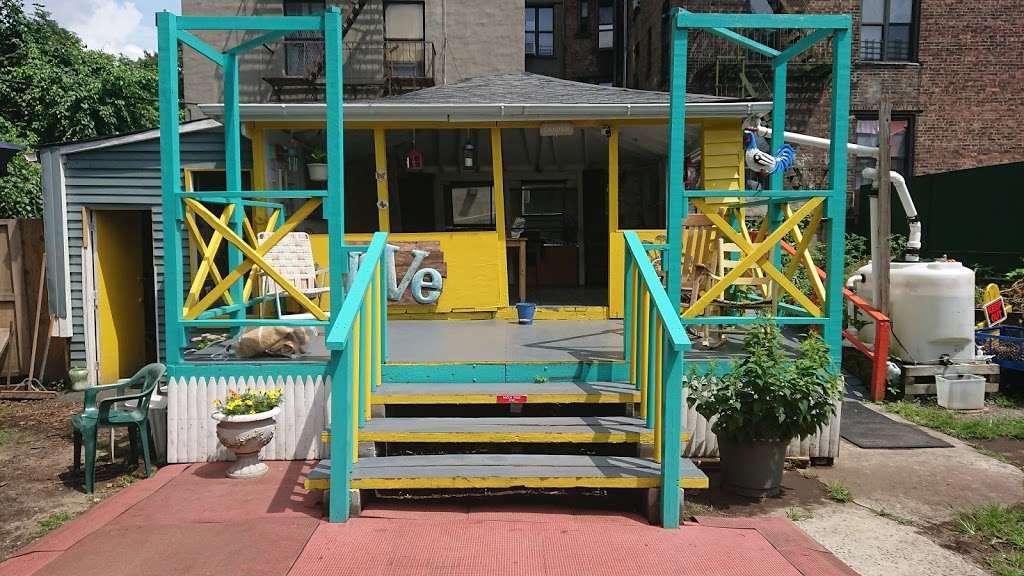 Hornaday Community Garden - park    Photo 1 of 10   Address: 851 Hornaday Pl, Bronx, NY 10460, USA   Phone: (347) 847-2525
