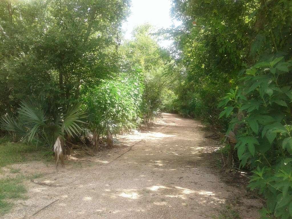 Rio Villa Nature Trail - park  | Photo 10 of 10 | Address: Wallisville Rd & Rio Villa Dr, Houston, TX 77049, USA | Phone: (713) 274-7275