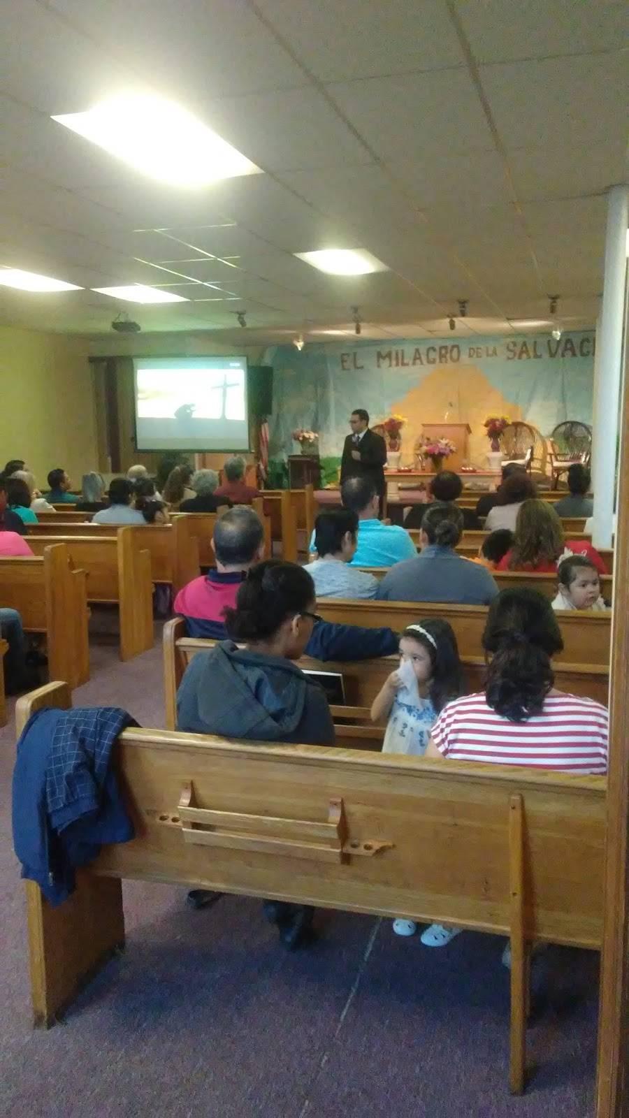 Detroit Cavalry Spanish SDA Church - church  | Photo 10 of 10 | Address: 1227 Cavalry St, Detroit, MI 48209, USA | Phone: (313) 842-2730