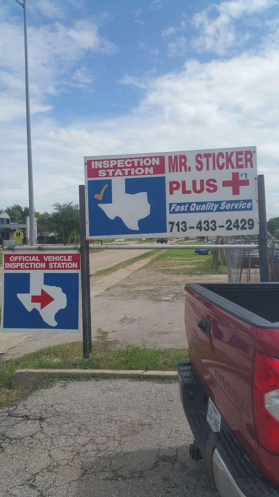 Mr.Sticker Plus Plus LLC - store  | Photo 2 of 4 | Address: 5123 W Orem Dr, Houston, TX 77045, USA | Phone: (713) 433-2429