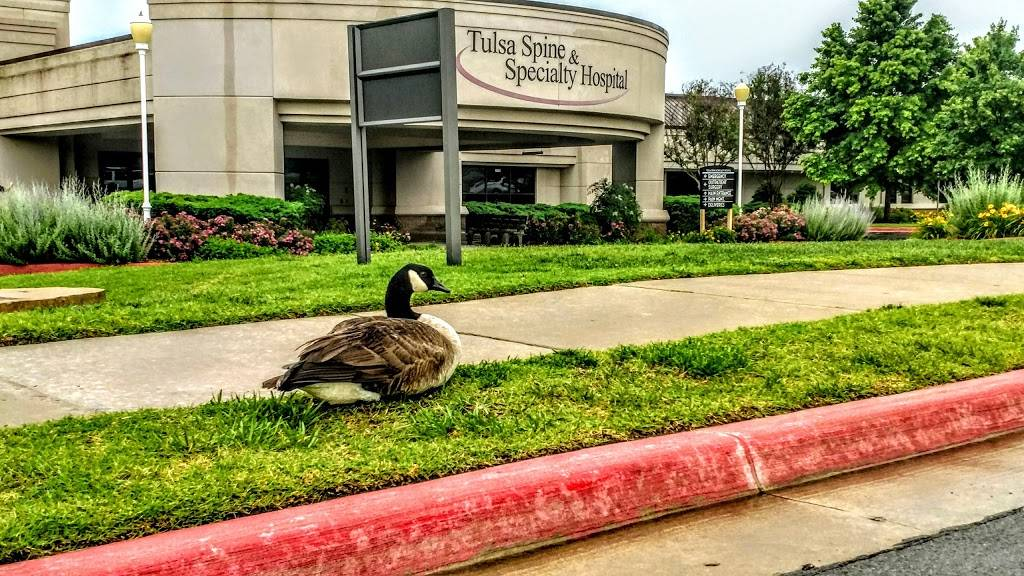 Tulsa Spine & Specialty Hospital - hospital  | Photo 2 of 9 | Address: 6901 S Olympia Ave, Tulsa, OK 74132, USA | Phone: (918) 388-5701
