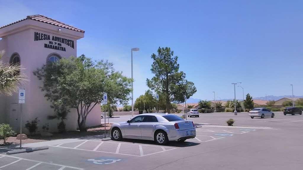 Maranatha Hispanic Seventh Day Adventist Church - church    Photo 10 of 10   Address: 101 E Washburn Rd, North Las Vegas, NV 89031, USA   Phone: (702) 253-3900
