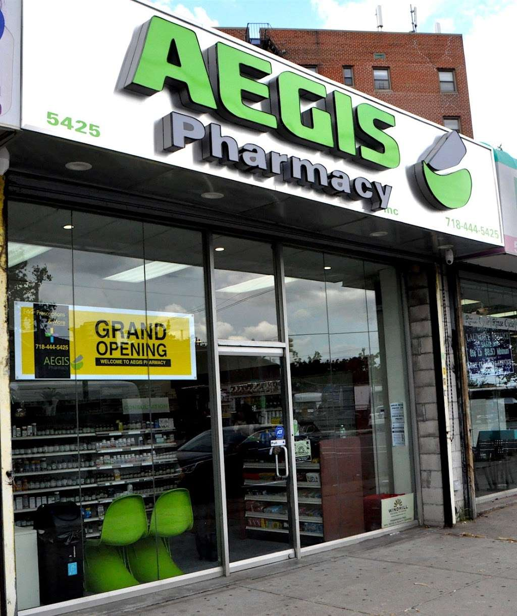 Aegis Pharmacy - pharmacy  | Photo 4 of 10 | Address: 5425 Flatlands Ave, Brooklyn, NY 11234, USA | Phone: (718) 444-5425