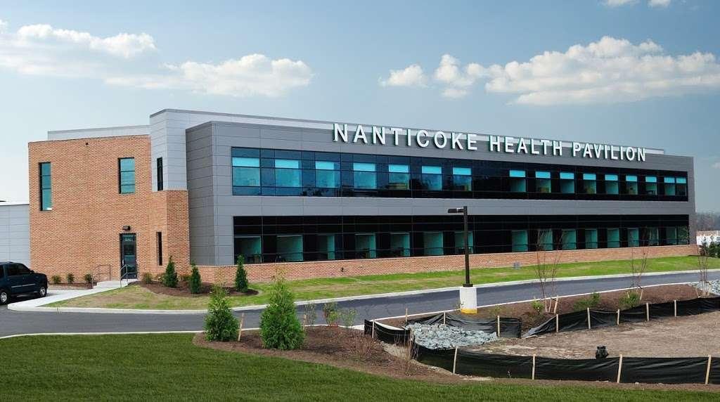 Nanticoke Health Pavilion Seaford - hospital    Photo 2 of 4   Address: 100 Rawlins Drive, Seaford, DE 19973, USA   Phone: (302) 990-3300