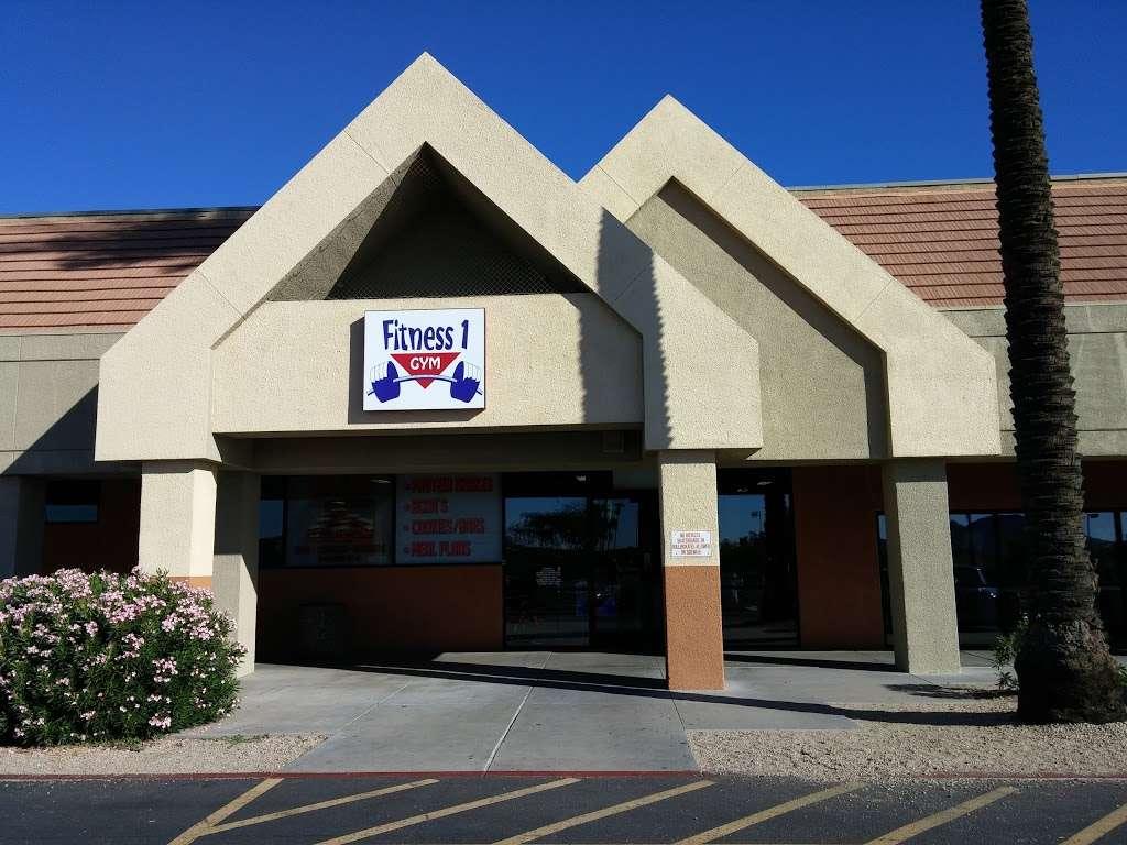 Fitness 1 Gym - gym  | Photo 8 of 10 | Address: 802 E Union Hills Dr, Phoenix, AZ 85024, USA | Phone: (623) 582-0565