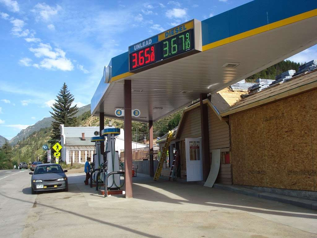 Valero Gas Station - gas station  | Photo 5 of 6 | Address: 83 Park Ave, Empire, CO 80438, USA | Phone: (800) 333-3560