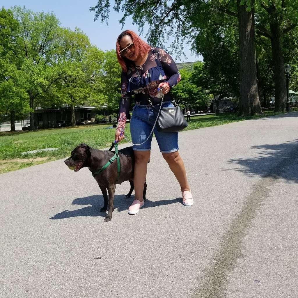 J. Hood Wright Park Dog Run - park  | Photo 2 of 2 | Address: J, Hood Wright Park, New York, NY 10033, USA