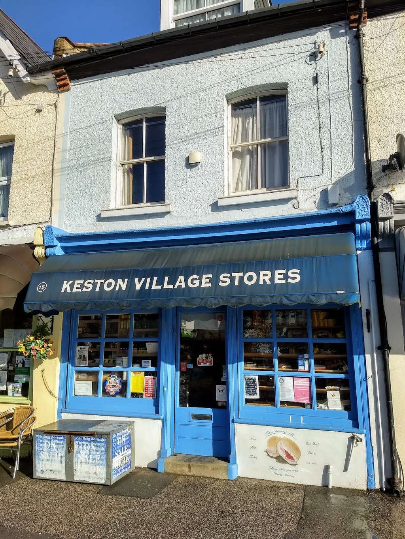 Keston Village Store - convenience store  | Photo 1 of 4 | Address: 15 Heathfield Rd, Bromley, Keston BR2 6BG, UK | Phone: 020 8289 8622