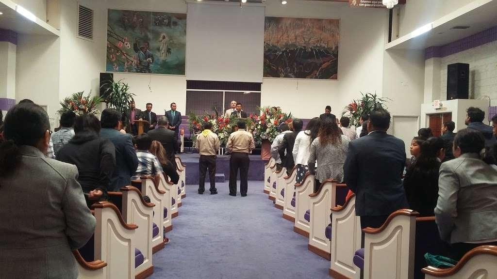 Ebenezer Iglesia Adventista del Septimo Dia - church  | Photo 7 of 10 | Address: 1900 W 48th St, Los Angeles, CA 90062, USA