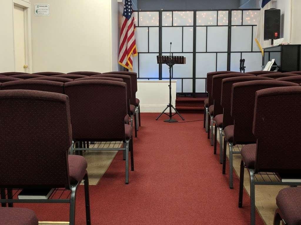 Calvary Life Baptist Church - church    Photo 1 of 4   Address: 7415 Myrtle Ave, Glendale, NY 11385, USA   Phone: (718) 366-6112