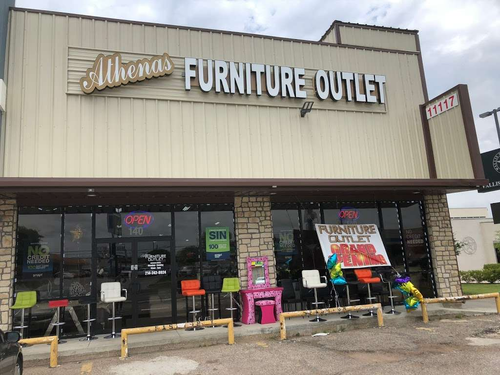 Athenas Furniture Outlet LLC - furniture store  | Photo 1 of 6 | Address: 11117 Harry Hines Blvd, Dallas, TX 75229, USA | Phone: (214) 242-8924