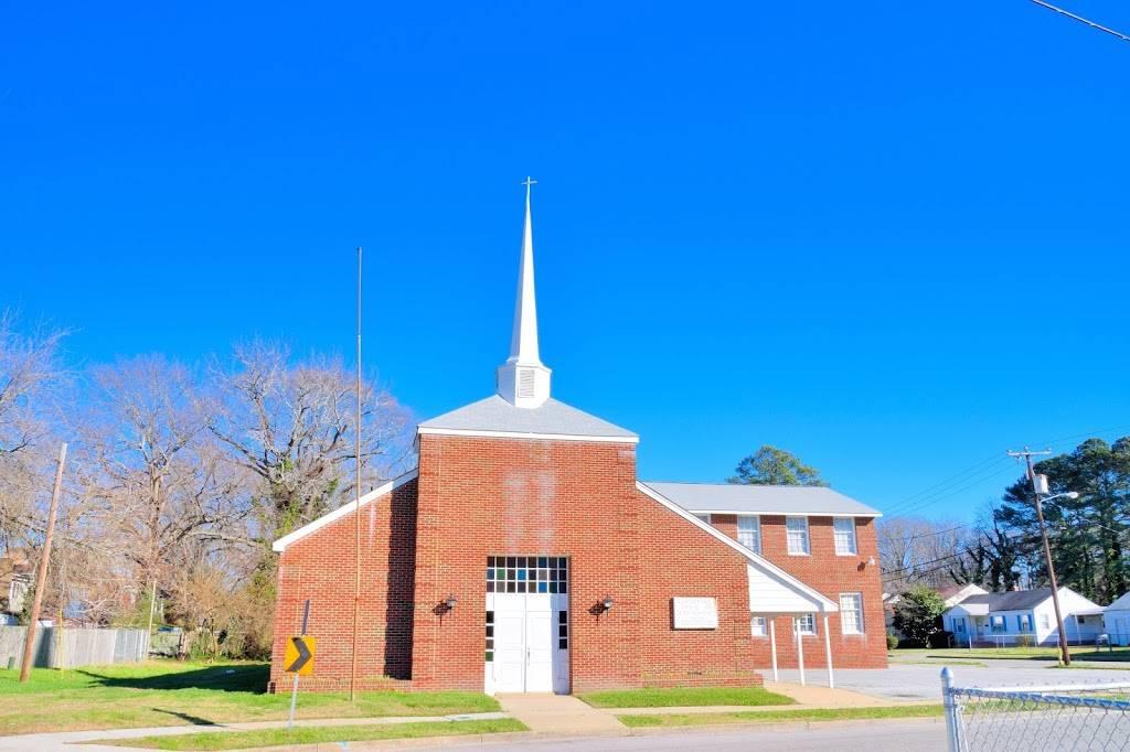 Tabernacle Voice-Deliverance - church  | Photo 1 of 3 | Address: Norfolk, VA 23513, USA | Phone: (757) 855-3557