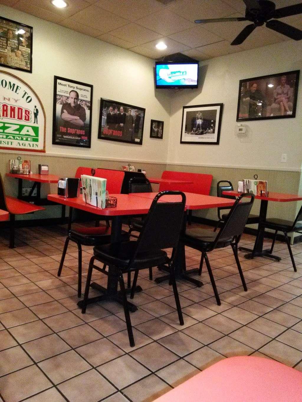 Tony Soprano S Pizza Restaurant 201 N White Horse Pike