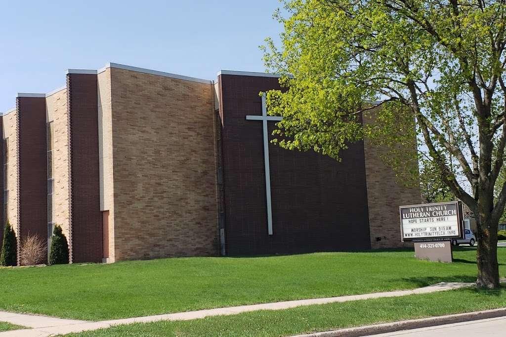 Holy Trinity Lutheran Church - church  | Photo 4 of 10 | Address: 11709 W Cleveland Ave, West Allis, WI 53227, USA | Phone: (414) 321-0700