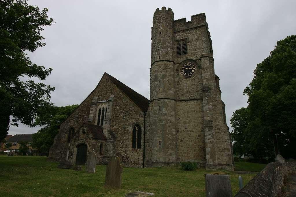All Saints Church - church  | Photo 5 of 5 | Address: 48 Mill St, Snodland ME6 5AT, UK | Phone: 01634 240232