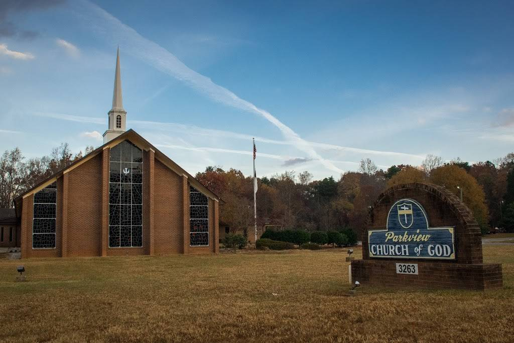 Parkview Church of God - church  | Photo 1 of 2 | Address: 3263 Kernersville Rd, Winston-Salem, NC 27107, USA | Phone: (336) 788-0760