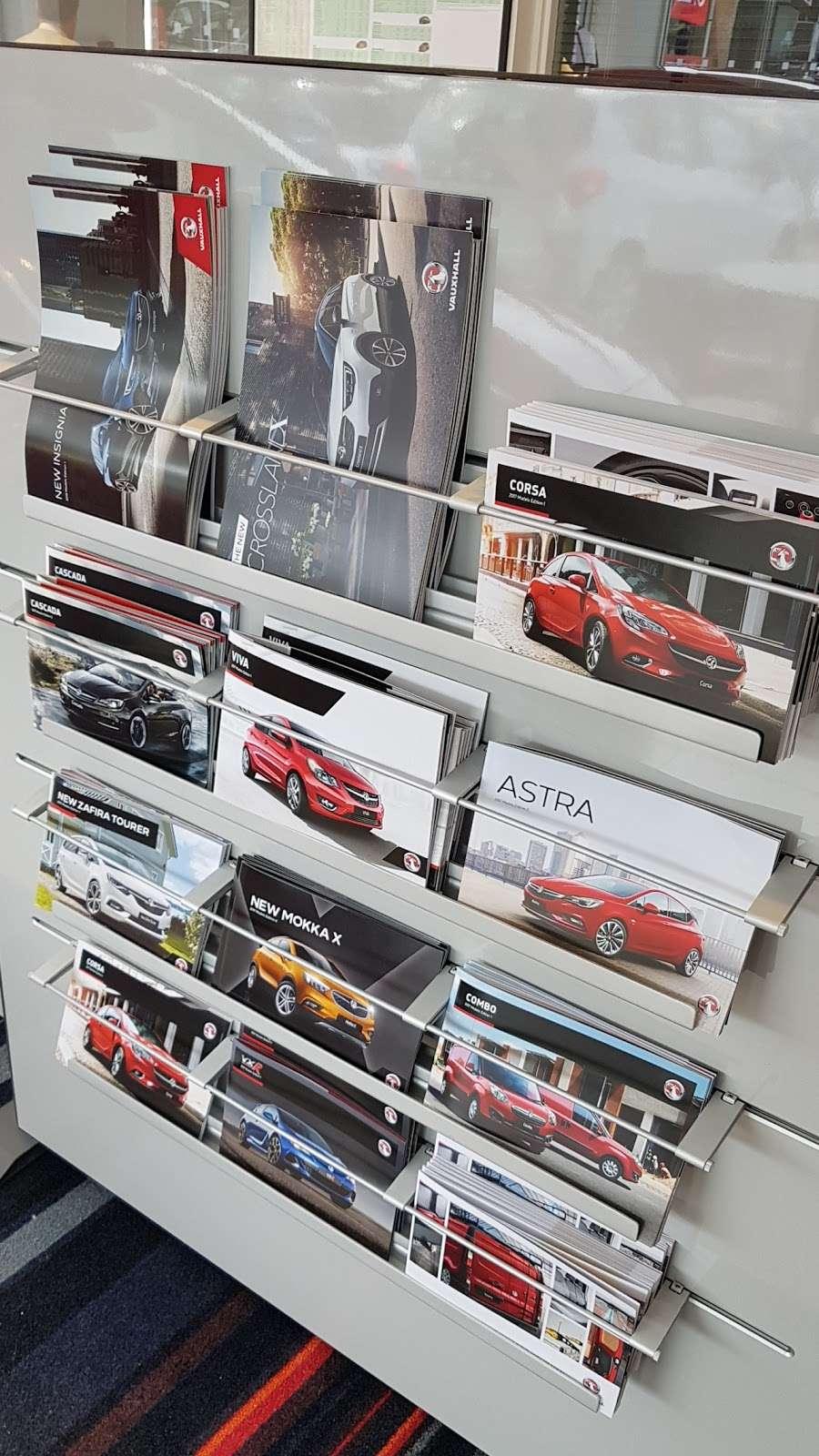 GO Vauxhall Sevenoaks - car dealer  | Photo 10 of 10 | Address: Mill Rd, Dunton Green, Sevenoaks TN13 2UZ, UK | Phone: 01732 449947