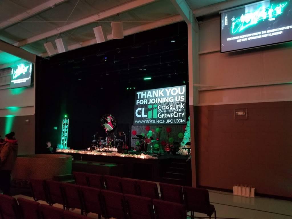 CrossLink Community Church - church  | Photo 1 of 10 | Address: 4747 Harrisburg Pike, Grove City, OH 43123, USA | Phone: (614) 907-6306