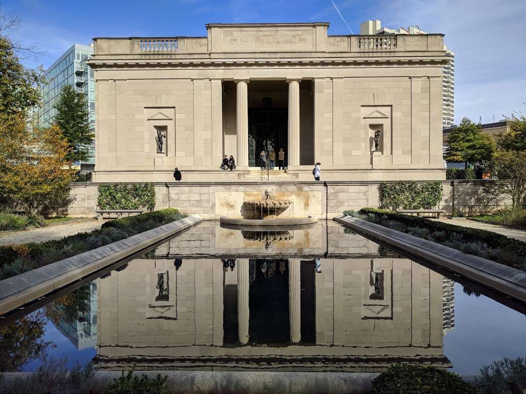 Rodin Museum - museum  | Photo 2 of 10 | Address: 2151 Benjamin Franklin Pkwy, Philadelphia, PA 19130, USA | Phone: (215) 763-8100