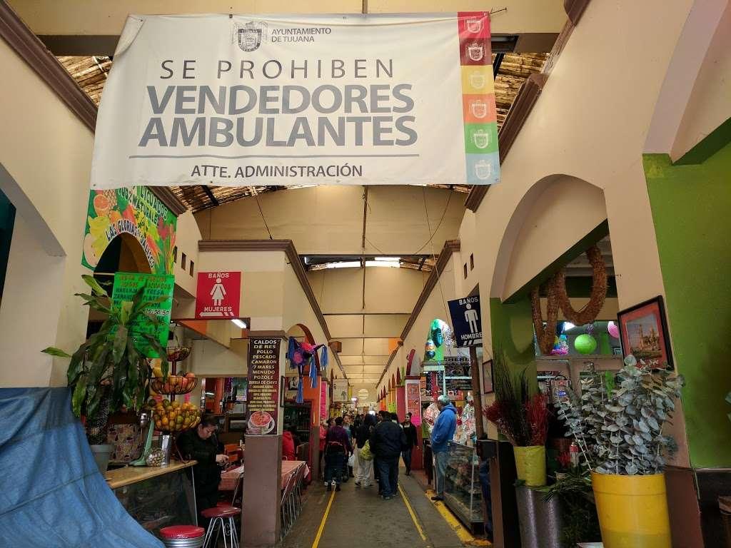 Mercado Municipal - store  | Photo 1 of 10 | Address: Niños Heroes, Zona Centro, 22000 Tijuana, B.C., Mexico