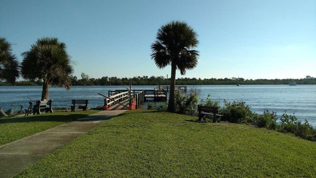 Veterans Memorial Park Edgewater Florida - park  | Photo 10 of 10 | Address: 1851-1899 S Riverside Dr, Edgewater, FL 32141, USA