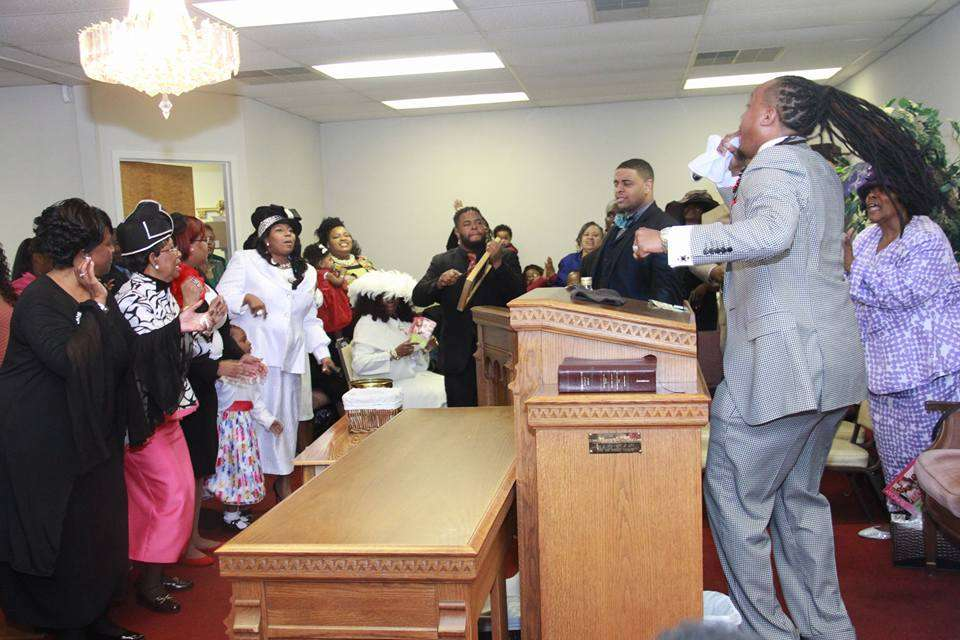 Temple of Refuge Church of the Living God of the Apostolic Faith - church    Photo 2 of 10   Address: 7504 E Independence Blvd #111, Charlotte, NC 28227, USA   Phone: (980) 299-3784