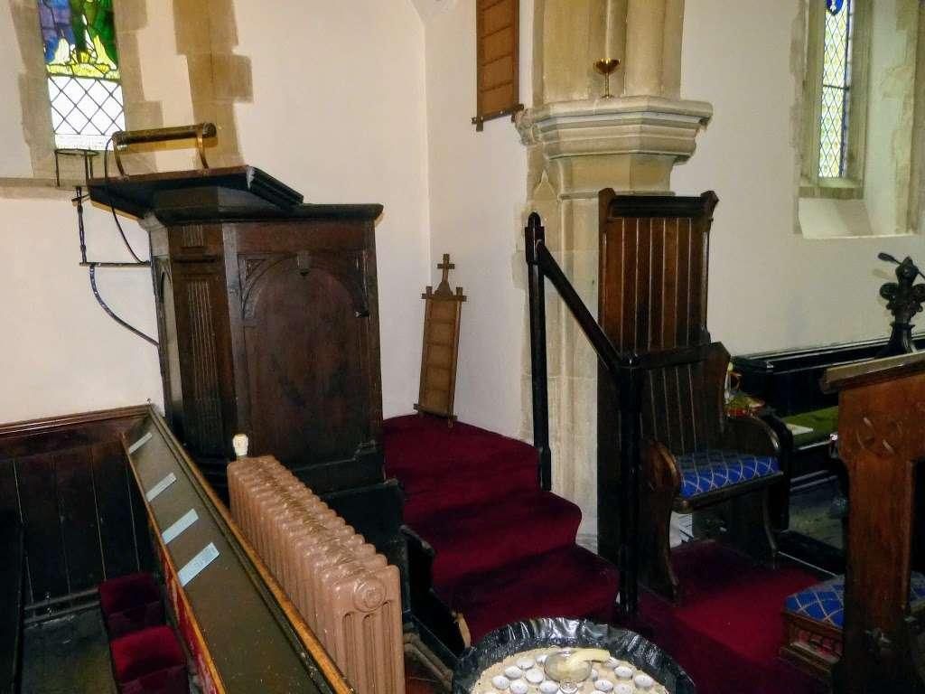 St Mary the Virgin, North Stifford - church  | Photo 4 of 10 | Address: High Rd, North Stifford, Grays RM16 5UE, UK | Phone: 01375 372733