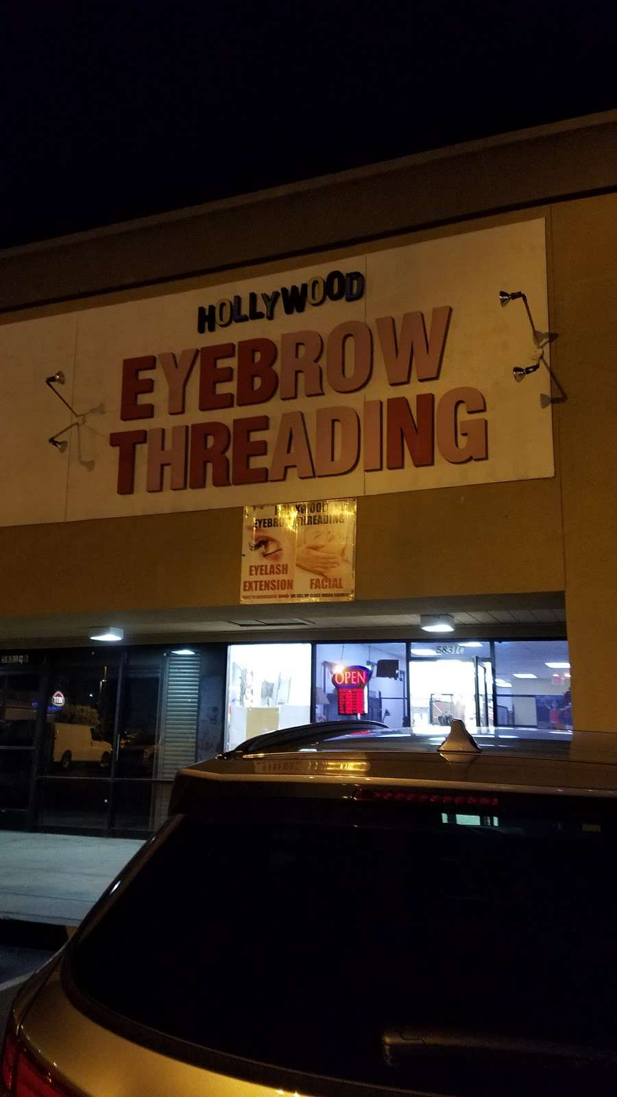 Hollywood Eyebrow Threading - spa  | Photo 2 of 3 | Address: 5831 Firestone Blvd, South Gate, CA 90280, USA | Phone: (714) 369-7441