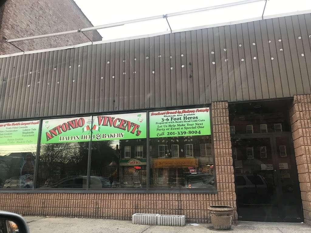 Antonio & Vincents Italian - bakery  | Photo 1 of 1 | Address: 1087 Avenue C, Bayonne, NJ 07002, USA | Phone: (201) 339-8004
