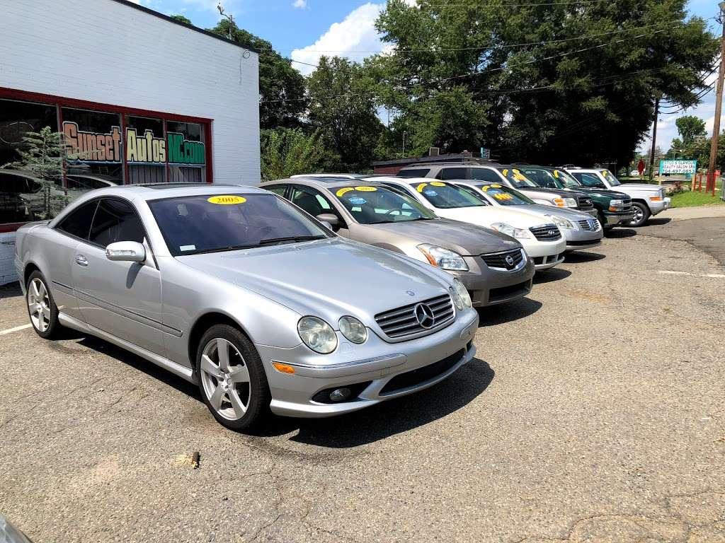 Sunset Auto - car dealer  | Photo 2 of 10 | Address: 6623 Old Statesville Rd, Charlotte, NC 28269, USA | Phone: (704) 597-0149