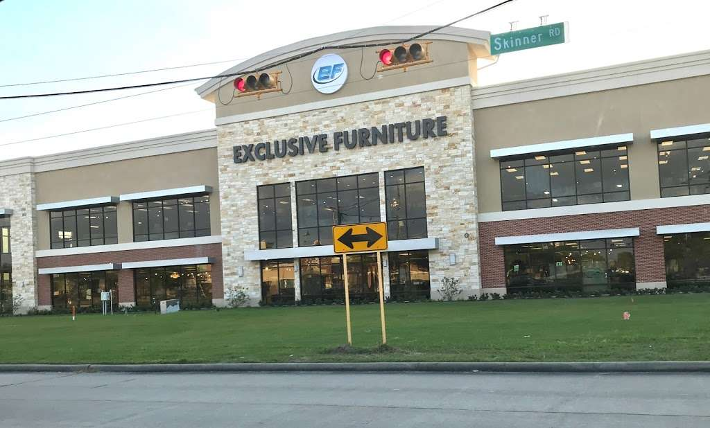Exclusive Furniture - Cypress - furniture store  | Photo 1 of 10 | Address: 25330 Northwest Fwy, Cypress, TX 77429, USA | Phone: (713) 983-0606